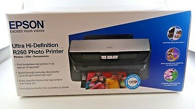EPSON STYLUS PHOTO R260 INKJET PRINTER WINDOWS 8 X64 TREIBER