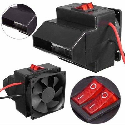 1PC 200W 12V Adjustable Car Vehicle Heater Heating Fan Defroster Demister #IN9
