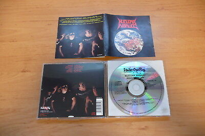 @ Cd Nuclear Assault-Handle With Care/under One Flag 1989 Org/rare Thrash Metal