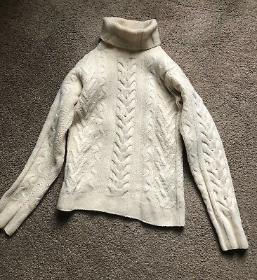 Kids' Country Road Woollen Jumper - size 8 to 10