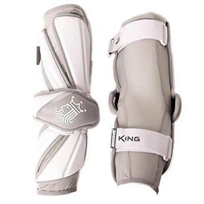 (Large, Navy/White) - Brine King V Arm Guard. Free Delivery