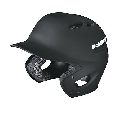 (Medium (6 1/8 - 7 1/4), Black) - DeMarini Paradox Fitted Pro Batting Helmet