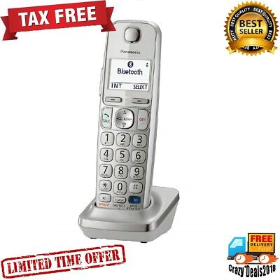 Panasonic Cordless Phone Digital Answering System ID Call Waiting Home Office