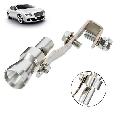 Car Turbo Sound Exhaust Whistler Whistle Muffler Blow-off Valve Pipe