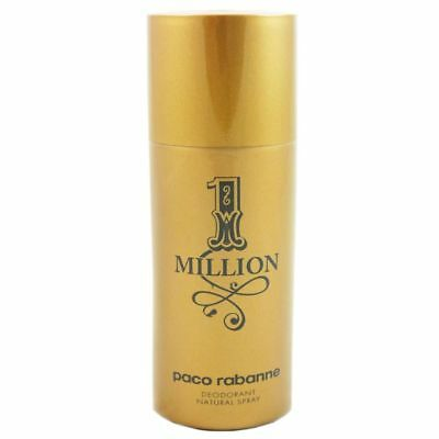 Paco Rabanne 1 Million One Million 150 ml Deodorant Spray Deo Spray