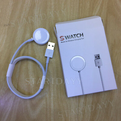 NEW Magnetic Charging Cable Wireless Charger Dock For A pple Watch iWatch 2 3
