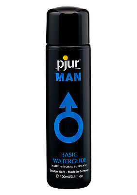 PJUR MAN BASIC WATER GLIDE Lubricant 100ml