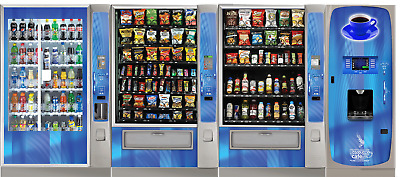 100 Vending Machine & Coin Mechanism Manuals For Most Popular Makes & Models