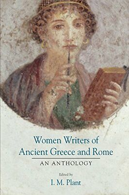 WOMEN WRITERS OF ANCIENT GREECE AND ROME: AN ANTHOLOGY *Excellent Condition*
