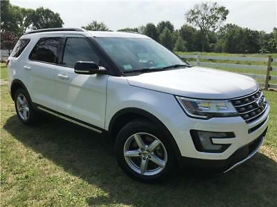 2016 Ford Explorer XLT 16 Ford Explorer XLT 4x4 NO RESERVE Buy Now/Best Offer 4cyl EcoBoost 3rd Row