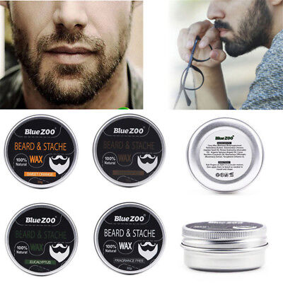 Beard Balm Wax For Beard Mustache & Hair Growth Deep Beard Softener Cream---