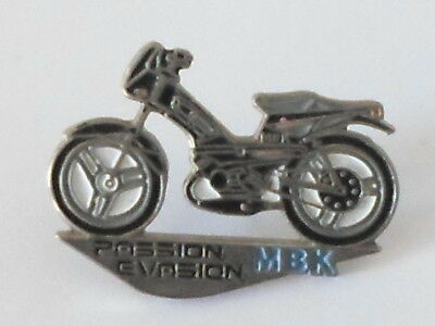 pin's Mobylette MBK