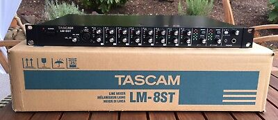 Tascam LM-8ST analoger Sub Mixer