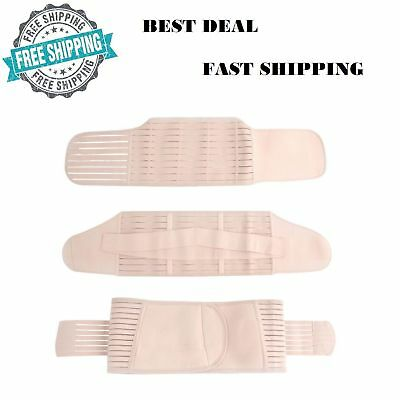 Postpartum Support Wrap Band Post Pregnancy Postnatal Recovery Belly Girdle Belt