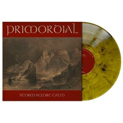 PRIMORDIAL - Storm before calm - LP - Olive Black Marbled
