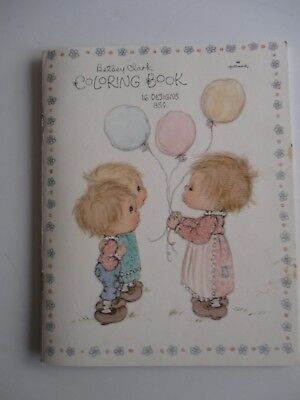 Vintage 1970's Betsey Clark Coloring book - memorabilia from our childhood