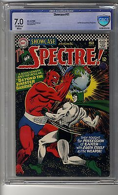 Showcase # 61 - CBCS 7.0 OW/White Pages - Second SA Psycho Spectre
