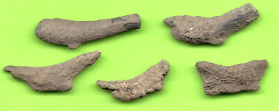 Sarmatia OLBIA Cast Proto Money DOLPHIN 5th BC Ukraine Crimea Russland 5 pc. 98