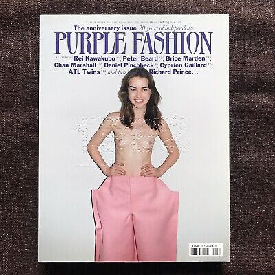 Purple Fashion Magazine - 20th Anniversary Issue