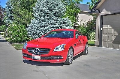 2013 Mercedes-Benz SLK-Class SLK250 Roadster Mint Condition Low Mileage Mercedez-Benz 2013 SLK 250 - Roadster Low Mileage Mint Condition