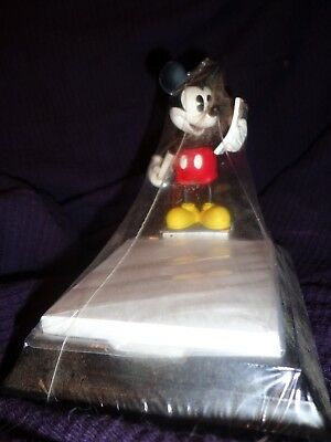 Mickey Mouse note pad holder