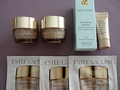 Lot Estée Lauder creme Revitalizing Supreme Global Anti-Age  23,5 ml