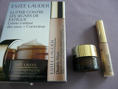 Estée LAUDER Lot anti-cernes yeux zéro défauts  + advanced night repair yeux