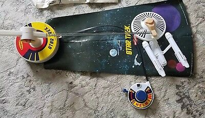 Vintage 1976 Star Trek Battery Operated CSF Controlled Space Flight Toy