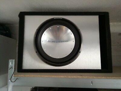 Rockford Fosgate Power 38 cm Subwoofer T115D2