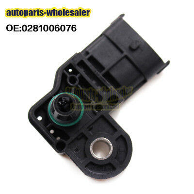 0281006076 Map Sensor Fit For Chevrolet Cruze Sonic 1.4L Vauxhall Opel Astra