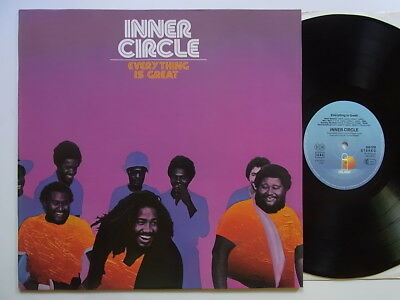 LP: Inner Circle: Everything Is Great (Island 200 378)