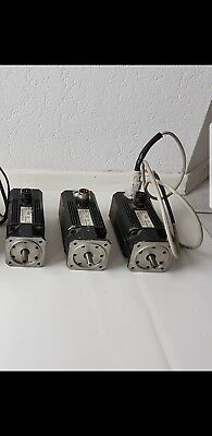 S550B060E000 Drei Custom Servo Motors S550B060E000 mit Optical Encoder
