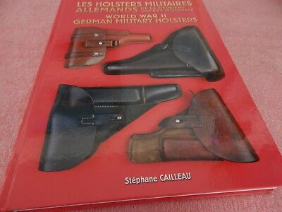 Ww 2 German Military Holster Book, Free English Translation, Usb