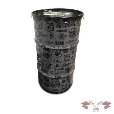 7639-873 Arctic Cat Limited Edition Collectible 16 Gallon Drum