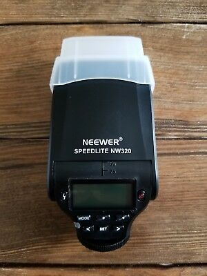 Neewer Flash Speedlite NW320 for Sony