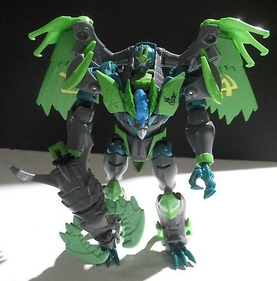 Transformers Beast Hunters Grimwing Complete Voyager Prime