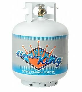 Max Flame 20 Lb Steel Gas