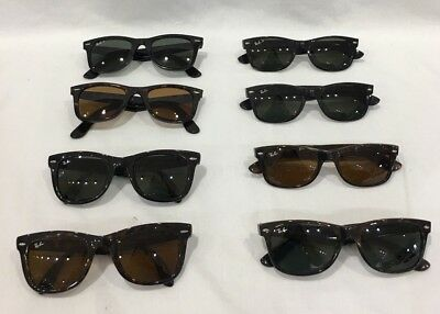 b139447cf8 ... Frames 161 8G 52-18mm Blue Crystal 0903.  35.10 Buy It Now 1d 1h. See  Details. Lot of 8 Ray Ban Sunglasses Wayfarer