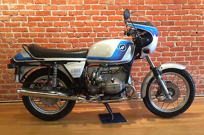 1978 BMW R-Series  Rebuilt, 1978 BMW R100s like Limited Edition. -One of the best on eBay!