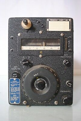 CLEAN Aircraft Radio Corporation MILITARY T-22/ARC-5 TRANSMITTER