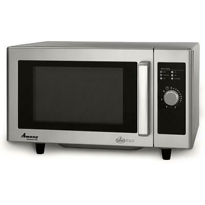 Amana RMS10DS 1000 Watt  Commercial Microwave Oven Refurbished working