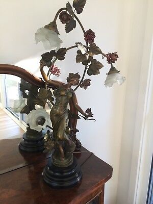 Antique Tablelamp