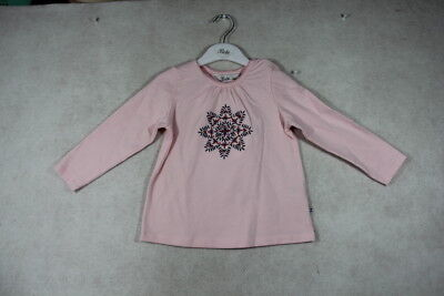 Baby Girls Size 000,00,0,18M,2  Bebe Winter Pink With Star Applique  NWT