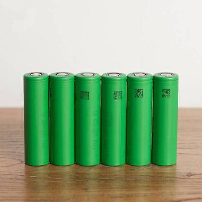 2x18650 3000mAh 3.7V Rechargeable Battery For Sony VTC6 Batteries NEW Durable