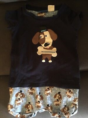 Peter Alexander Baby Size 0 Dog Cute Puppy