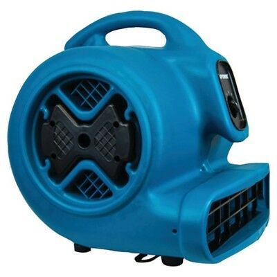 XPOWER P-630 P-630 1/2hp 2,800cfm 3-Speed Commercial Air Mover/Carpet Dryer/Floo