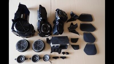 A6 S6 RS6 A7 S7 RS7 C7 Bose Sound System komplett Avant / Limo Mit Kabelbaum