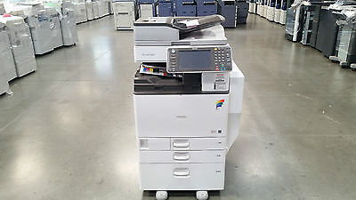 Ricoh Aficio MP C5502 Color Copier