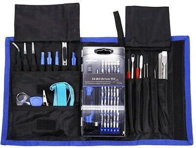 81 in 1 Precision Screwdriver InLife Electronics Repair Tools Kit, Set with Kit