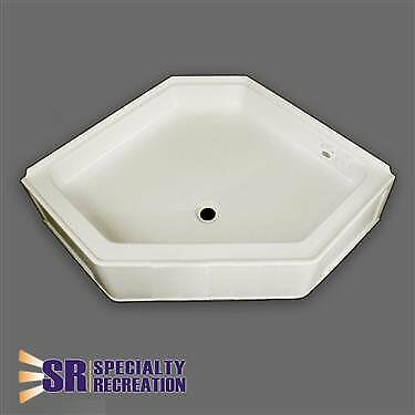 Specialty Recreation NSB3636PC  Shower Pan